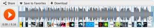 Español: Reproductor SoundCloud