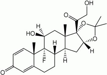 Triamcinolone (glucocorticoid)
