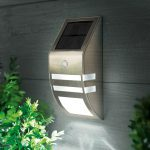 Save Money for the Long Term with Solar Wall Lights