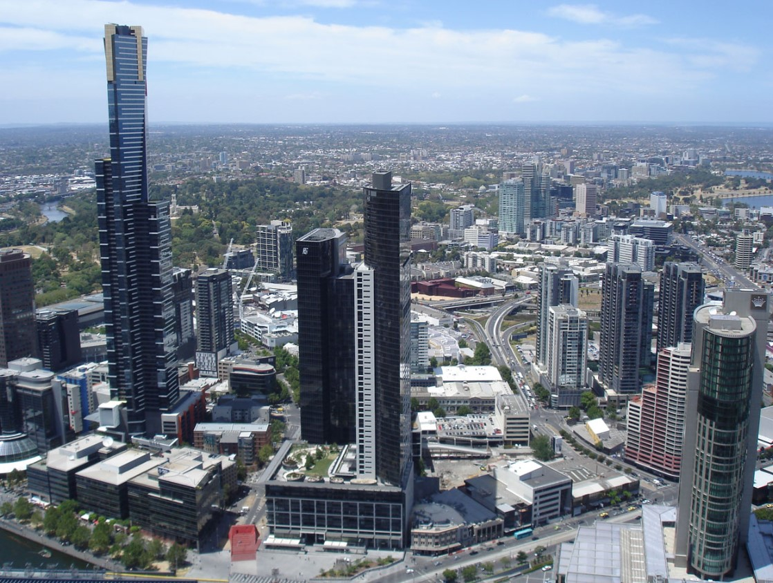Top 5 Destinations to travel in Melbourne