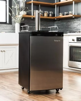 The KC2000 is the most sold EdgeStar kegerator