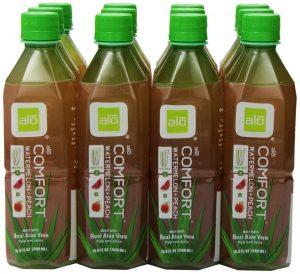 Heartburn natural remedies - Aloe Juice