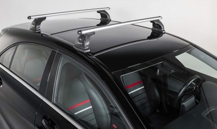 Roof bars are very easy and seamless to install
